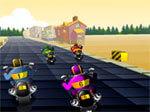 سباق دراجات الهارلي