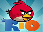 Angry Birds Rio Game