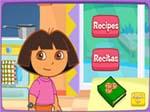 Dora Cooking In La Cocina